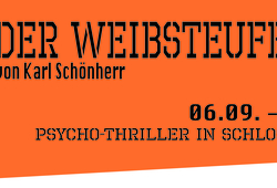 "Banner Theater ""Der Weibsteufel"""